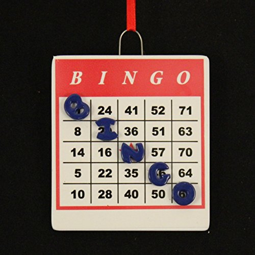 Bingo Ornament (Bingo Ornament)
