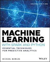 Machine Learning with Spark and Python, 2nd Edition Front Cover