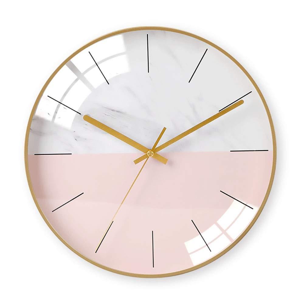 美しい実用的 現代のミニマリストの家の居間の寝室のABSファッション壁時計/時計   B07SJL8MH8