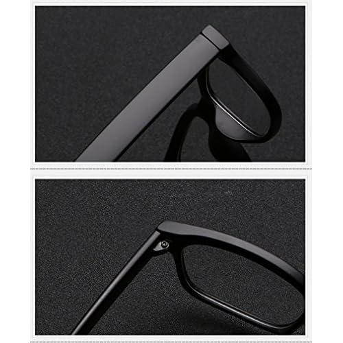 46ab4aaeb1 delicate Rnow - Gafas Premium unisex estilo retro, moda en óptica, con  montura cuadrada