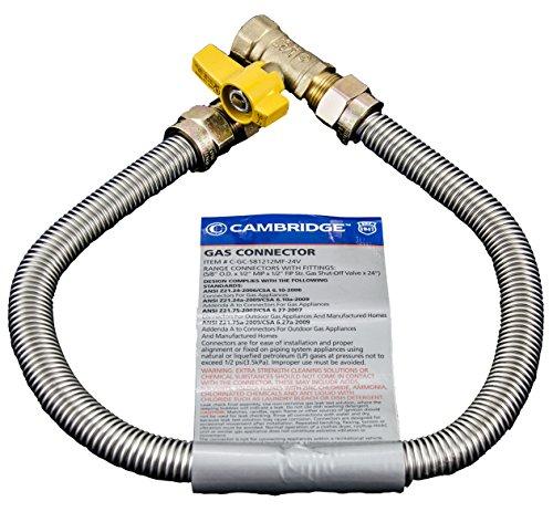 gas appliance shut off valve - 9