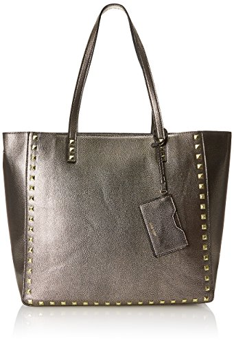 Nine West Hadley Tote Shoulder Bag Gold Multi One Size