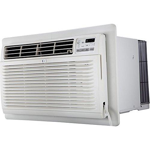 Energy Star 10,000 BTU 230V Thru-the-Wall Air Conditioner with Remote Control by LG