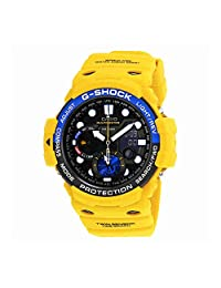 Casio Mens G SHOCK GULFMASTER Analog-Digital Sport Quartz Watch (Imported) GN-1000-9A