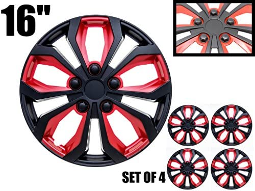 inch Hubcaps Black install Classic product image