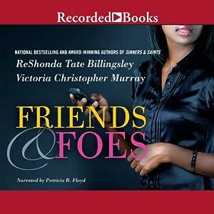 Friends & Foes Audiobook