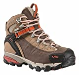 Oboz Women's Wind River Ii Bdry Hiking Boot,Harvest,8 M US