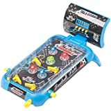COLOR TREE Pinball Arcades Soccer Game – Kids Pinball Style Table Board Game