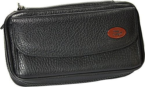 Martin Wess Germany Deer Leather (Finnland) 3 Pipe Bag by Martin Wess