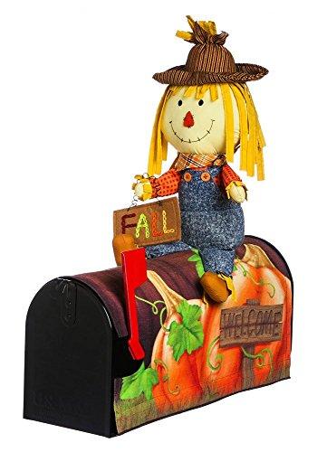 Pumpkin Scarecrow (18