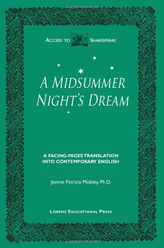 A Midsummer Nights Dream (Access to Shakespeare)
