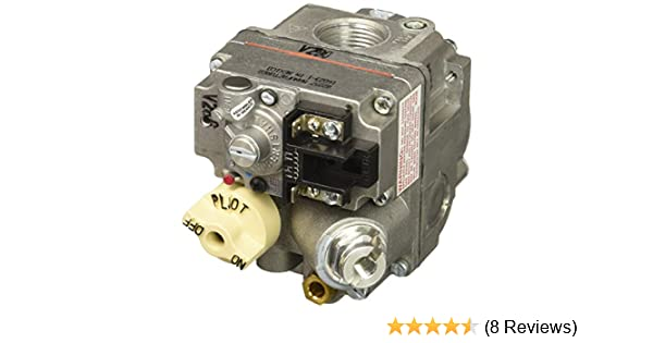 Robert Shaw 700-400 240000 BtuH Gas Valve, Fast Opening - Electronic on