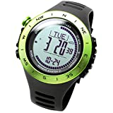 LAD-WEATHER Swiss Sensor Watch Altimeter Barometer
