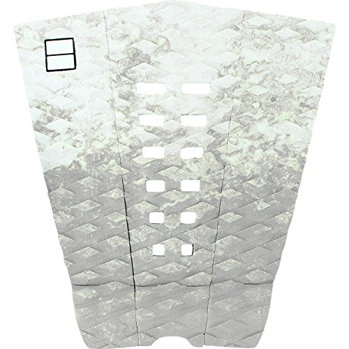 Sticky Bumps Team Grey / White Fade Surfboard Traction Pad by Sticky Bumps