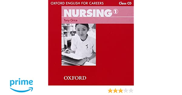 Oxford english for careers nursing 1 class audio cd 9780194569811 oxford english for careers nursing 1 class audio cd 9780194569811 medicine health science books amazon fandeluxe Image collections
