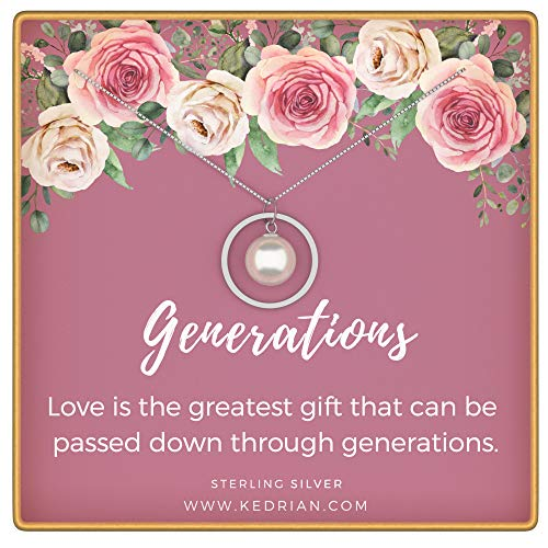 Love is the Greatest Gift Generations Necklace