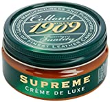 Collonil 1909 Supreme Creme Polish Protects & Revives Variety Of Colours Leather Shoes,Tan,100ml