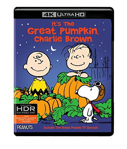 It's the Great Pumpkin, Charlie Brown (4K Ultra HD + Blu-ray)