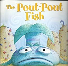 The pout pout fish deborah diesen 9780545155625 amazon for The pout pout fish in the big big dark