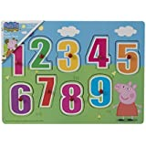 Peppa Pig Number Puzzle by HTI