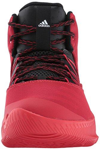 adidas Performance Herren Ball 365 inspiriert Basketballschuh Scharlachrot / Schwarz / Weiß