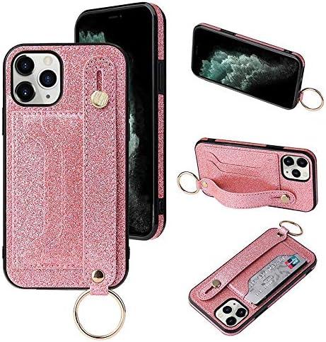 IEWGNGKGG IPhone11 Pro Max ケース レザー 手帳型 Phone XS Max/XR/XS/X/7/8 スマホケース 携帯カバー シンプル 収納 カード入れ 耐衝撃 全面保護 取り出し易い (Color : Purple, Size : IPhone7/8)