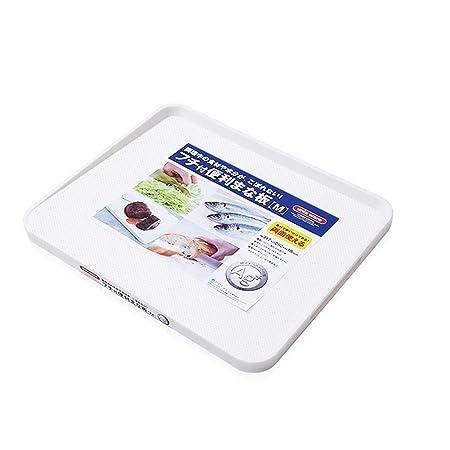 Compra LNYJ Tabla de Cortar antimoho Biselado de plástico ...
