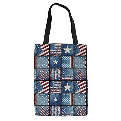 Britannico Donne Abbracci Le E ca476z22 Flag4 Borsa Di ca4826z22 Per E Idea Stoffa Flag6 bianco vnawvBUHq