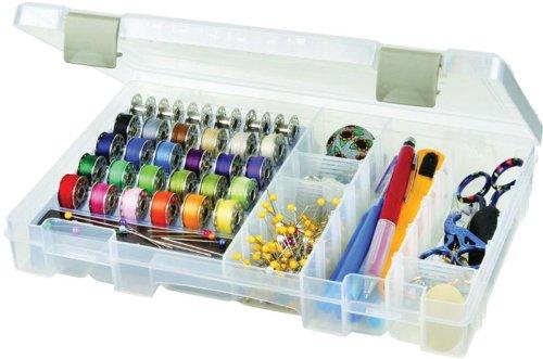 ArtBin Sew-Lutions Bobbin & Supply Box-10.75''X7.37 1 pcs sku# 644746MA by ArtBin