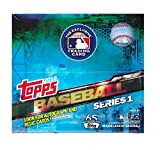#2: Topps 2016 Series 1 MLB Baseball Huge 24 Factory Sealed Retail Box with 288 Cards