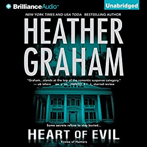 Heart of Evil Audiobook