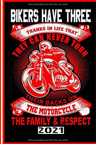 Bikers Have Three Thanks In Life That They Can Never Turn Their