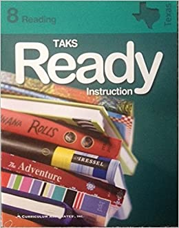 Taks Ready Test Practice 8 Reading 8th Grade Marureen Devine