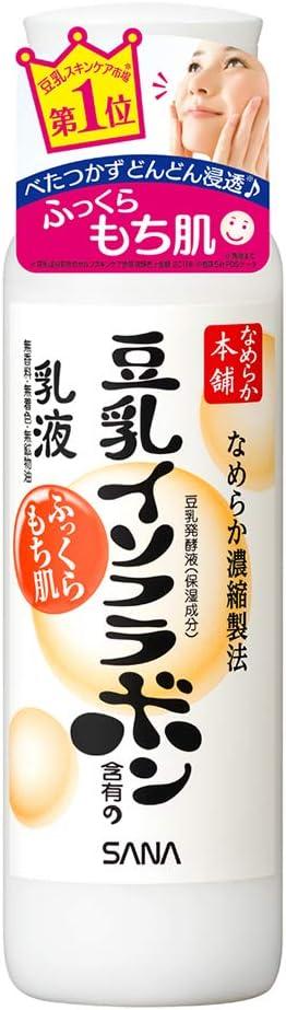 なめらか本舗 豆乳イソフラボン含有の乳液 NA