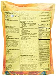 Pamela\'s Products Baking & Pancake Mix - 4 lb