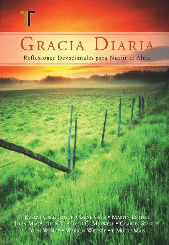 Gracia Diaria  Devocional (Spanish Edition) by Editorial Patmos