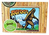 "Everybody is out searching for Bigfoot these days and we're here to help. Our Bigfoot Research Kit contains items that easily double (maybe triple!) your chances of finding Bigfoot. Comes in a 7"" x 5"" x 1-1/2"" (17.8 cm x 12.7 cm x 3.8 cm) dec..."