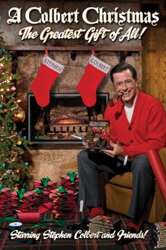 A Colbert Christmas - Sings Christmas Wing