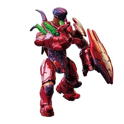 Mega Construx Halo Heroes Probuilder Series 11 Remnant Hunter Figure: Toys & Games