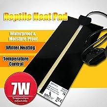 Bazaar 7W Reptile Heater Adjustable Temperature Heat Mat Pet Heating Warmer Pad 220-240V