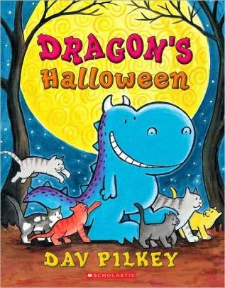 Dragon's Halloween: Dragon's Fifth Tale]()