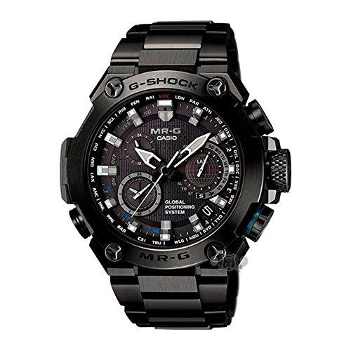 Casio Men's MRG-G1000B-1A G-shock MR-G Analog Quartz GPS Hybrid Wave Ceptor Solar Watch