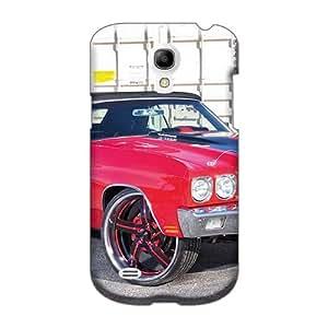 LeoSwiech Samsung Galaxy S4 Mini Scratch Protection Mobile Cases Custom Beautiful 71 Chevelle Conv Image [bnp23897sSTl]