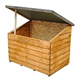 Forest Garden Timber Tool Chest - Dip Treated