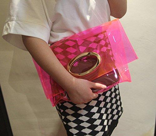 Zarapack Neón Mujer Zarapack Rosa Bolsa Bolsa ZYSvfwxx