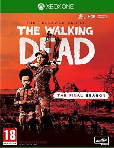 Telltale's The Walking Dead: The Final Season (Xbox One) (Walking Dead Video Game Xbox One)