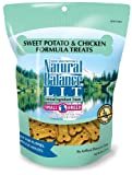 Natural Balance Limited Ingredient Treats Sweet Potato and Chicken Formula for Dogs, 8-Ounce Bag, My Pet Supplies