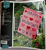 Happy Valentine's Day Flag