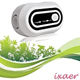 Portable Mini CPAP Cleaner, ixaer Disinfector CPAP Air Tubes Clean White