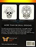 Coloring Book For Adults: Sugar Skulls: Stress
